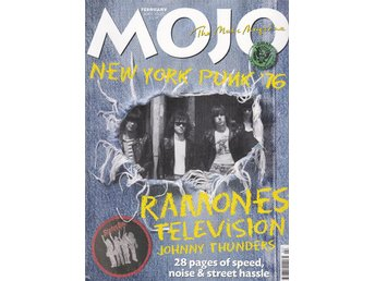 MOJO THE MUSIC MAGAZINE ISSUE 87 FEBRUARY 2001