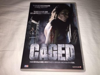 Caged (2010, DVD)