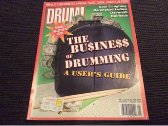 Drum dec 98/jan 99 Talvin Singh,Michael Lee, Lynn Perko,Ozomatli - Filipstad - Drum dec 98/jan 99 Talvin Singh,Michael Lee, Lynn Perko,Ozomatli - Filipstad