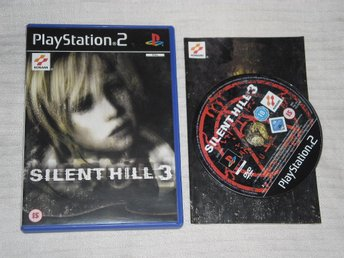 PlayStation 2/PS2: Silent Hill 3