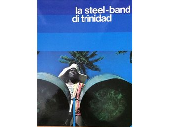 La steel-band di trinidad