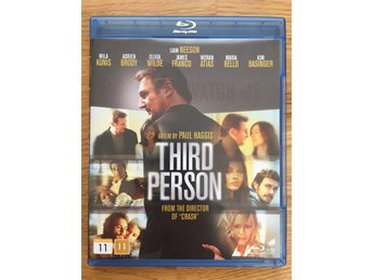 Third Person Blu-ray Nyskick