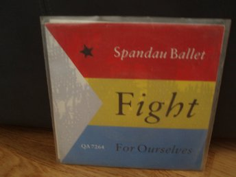 SPANDAU BALLET Fight