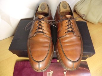 "Allen Edmonds ""Stockbridge"" storlek US 8,5 D"