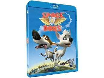 Space dogs- Ny- Inplastad- Blu-ray 3d