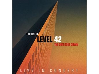Level 42: Sun goes down/Live in concert (CD)