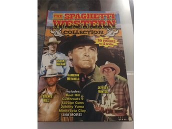 Spagetti Westerns - 13 movies - DVD - Region 1 (USA)