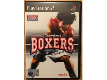 Victorious Boxers (PS2 PAL BEG!)