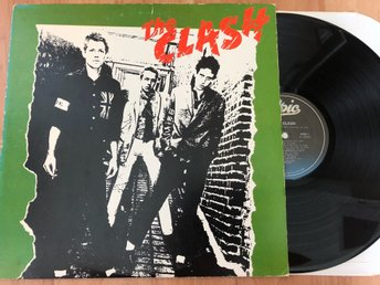The Clash -  The Clash LP 1979