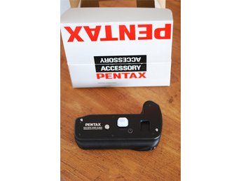 Pentax battery grip D-BG3 for pentax K200D, NY!