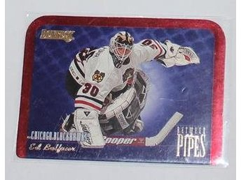 Ed Belfour i 1995-96 Donruss - Between The Pipes!!