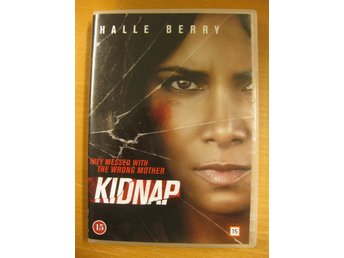 KIDNAP - HALLE BERRY - DVD APRIL 2018
