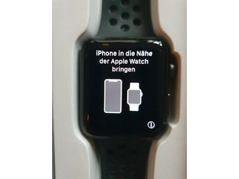 Apple Watch Nike serie 3 42 mm