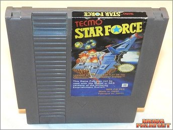 Star Force (NES/SCN) #2