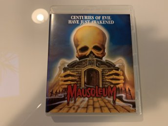 Mausoleum (Vinegar Syndrome, US Import, Regionsfri)