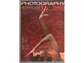 Photograpghy annual 1963