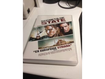 DVD FILMEN SECRETS OF STATE
