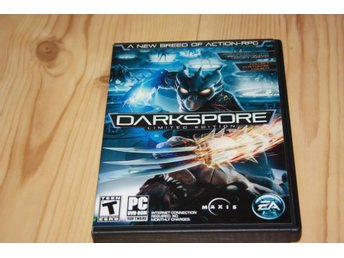 DARKSPORE LIMITED ED PC NYTT