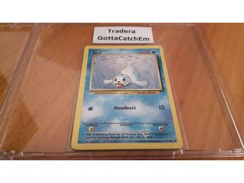 Pokémon kort: Seel 41/102 Base Set 1995 Nyskick MINT CONDITION 10/10 - Piteå - Pokémon kort: Seel 41/102 Base Set 1995 Nyskick MINT CONDITION 10/10 - Piteå