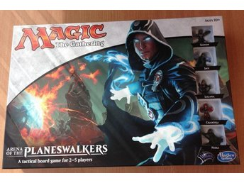 Magic the Gathering: Arena of the planeswalkers brädspel oöppnat