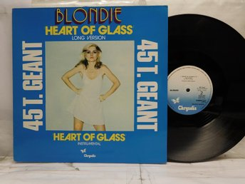 BLONDIE - HEART OF GLASS - MAXI
