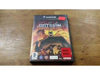 BATMAN RISE OF SIN TZU BOXAD GC