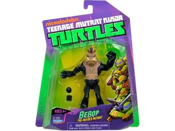 NINJA TURTLES, BEBOP