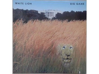 White Lion titel*  Big Game