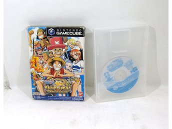 One Piece Treasure Battle till japansk GameCube