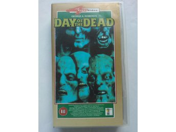 VHS - Day Of The Dead
