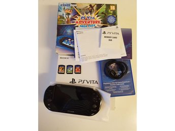 Sony PS Vita Slim 2016