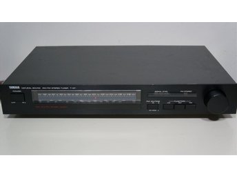 YAMAHA NATURAL SOUND AM/FM STEREO TUNER T-07