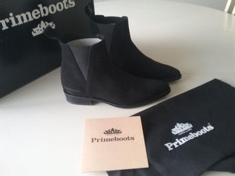 Primeboots Savannah Low Black Stl 38 - Kristianstad - Primeboots Savannah Low Black Stl 38 - Kristianstad