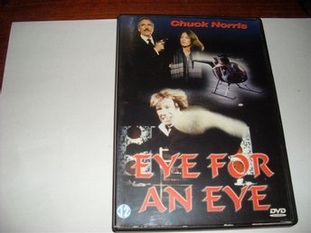 an eye for an eye chuck norris action chucken dvd