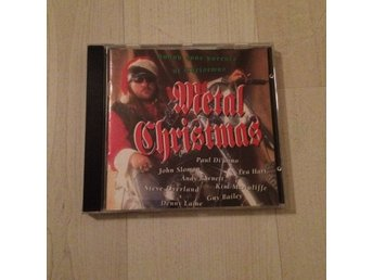 METAL CHRISTMAS, (P. DIANNO) (CD )