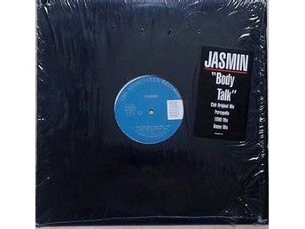 "Jasmin title*  Body Talk* House 12"" US"