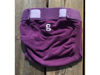 G-diapers G-pant Lila stl M inkl pouch