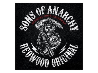 Sons Of Anarchy Kalender 2015