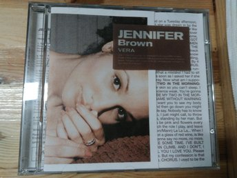 Jennifer Brown - Vera, CD