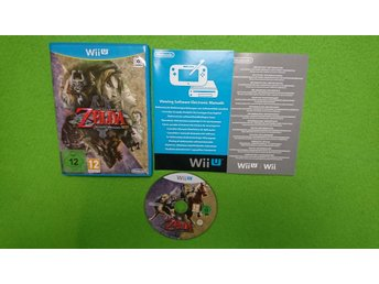 The Legend of Zelda Twilight Princess HD  Nintendo WiiU wii u