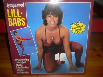 LP Lill-Babs - Jympa med Lill-Babs **Inklusive poster