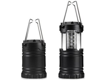 30 LED Ultra Bright Collapsible Campi...