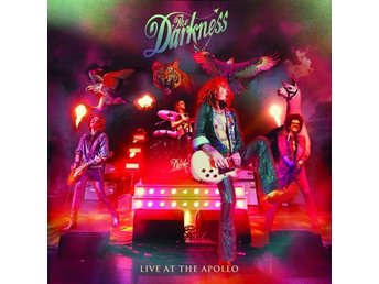 Darkness: Live at Hammersmith 2018 (CD)