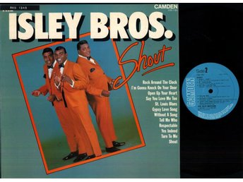 ISLEY BROS. - SHOUT
