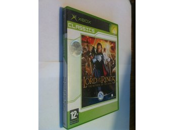 Xbox: The Lord of the Rings: The Return of the King