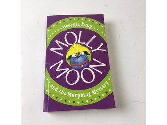 Bok, molly moon, GEORGIA BYNG, Pocket, ISBN: 9780230748019, 2010