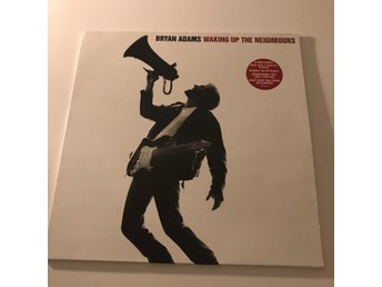 Bryan Adams - Waking Up The Neighbours 2 LP