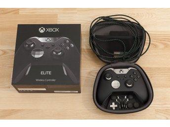 2c4d3a05ed4 Handkontroll XBOX Elite Wireless Controller (342635935) ᐈ Köp på Tradera