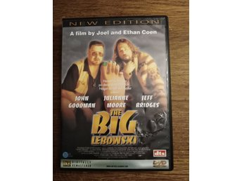 The Big Lebowski (1998) - Jeff Bridges, John Goodman, Julianne Moore - DVD