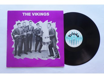 ** The Vikings ‎– Complete EMI Session **